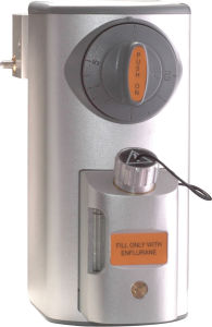 Au-301A Hot Selling and New Model CE Approved Anesthesia Machine Price pictures & photos
