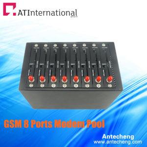 GSM 8 Ports Wavevom Q2303 Bulk SMS USB Modem Pool