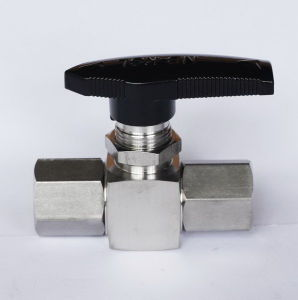 Stainless Steel Straight Female Ball Valve