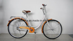 24&26inch City Bike, Lady Bike, Single Speed, Curise Bicycle pictures & photos