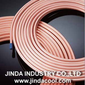 "1/4""O. D. -7/8""O. D. Pancake Coil Copper Tube pictures & photos"