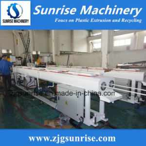 Good Quality PVC Electric Conduit Pipe Extrusion Machine From Zhangjiagang Sunrise Machinery pictures & photos