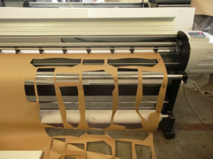 Vertical Inkjet Cutting Plotter pictures & photos