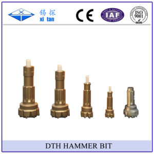 Xitan High Pressure DTH Hammer Bits Down Hole Button Bits pictures & photos