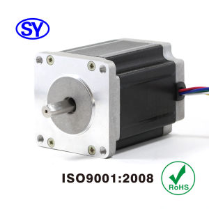 60mm 6wires Hybrid Stepper Motor for CNC Machine pictures & photos