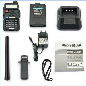 Baofeng VHF/UHF Two Eay Radio UV-5r with Vox Function pictures & photos