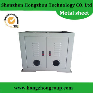 Sheet Metal Fabrication Mechanical Bending Spare Cover Parts pictures & photos