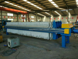 Chamber Filter Press Machine Series pictures & photos