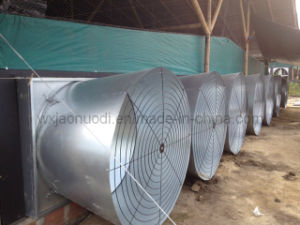 High Quality Chicken House Cone Fan with 3 Blade pictures & photos