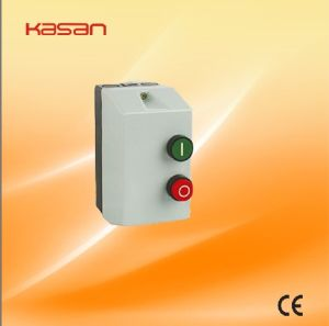 Electrical Magnetic Starter for Start and Halt of The Electromotor pictures & photos