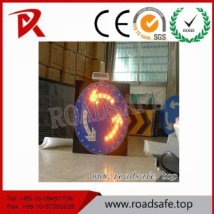 Roadsafe Aluminum Reflective Warning Traffic Sign Symbols Warning Vehicles Traffic Sign pictures & photos