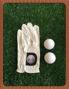 Pure Touch Premium Cabretta Golf Glove with Cadet Size