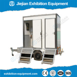 Portable Restroom Site Mobile Toilet Trailers for Sale pictures & photos