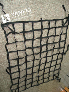Polyester Webbing Truck Nets with Ratchet pictures & photos