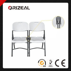 Orizeal Blow Molded Folding Chair with Hooks Oz-C2004 pictures & photos