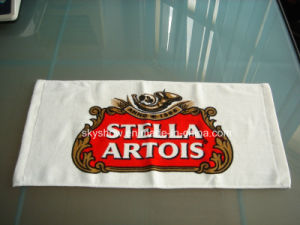100% Cotton Custom Bar Towel (SST1002) pictures & photos