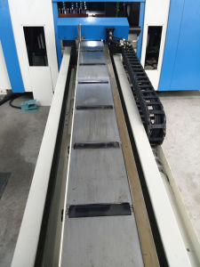 Copper Aluminum Busbar Shearing Punching pictures & photos