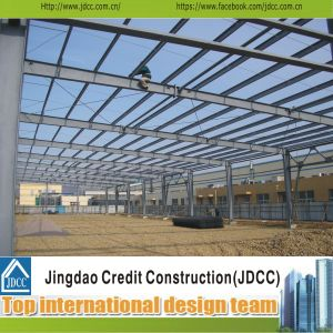 Warehouse Metallic Roof Structure pictures & photos