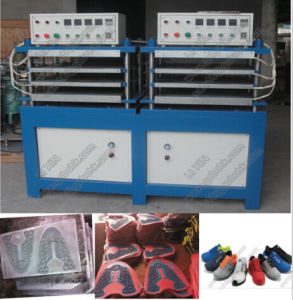 Automatic Rubber Shoe Upper Making Machine pictures & photos