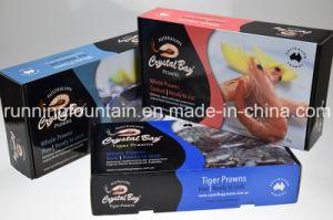 Custom Corrugated Packaging Prawn Cartons
