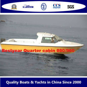 Bestyear Quater Cabin 880/960 Boat pictures & photos