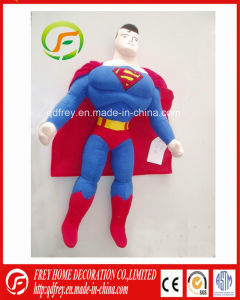 China Toy Supplier for Plush Superman Doll