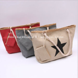 Extra-Thick Canvas Printing Five-Pointed Star Big Punch Bag pictures & photos