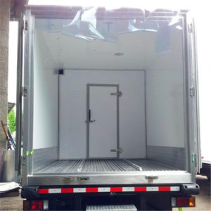 Gelcoat Fiberglass Refrigerated Truck Body pictures & photos