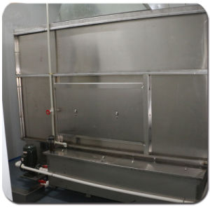 Kingtop 1.7X2.3X2.0m Hydrographic Spray Booth Hydro Dipping Spray Cabinet Water Transfer Printing Spray Machine pictures & photos