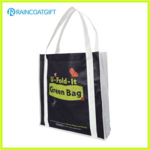 Customized Logo PP Woven Shopping Bag RGB-062A pictures & photos