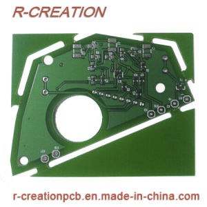 Game Fr-4 PCB Printed Circuit Board