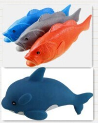 China dog vinyl fish toy pet products china pet toy vinyl for Fish dog toy