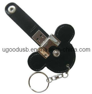 OEM Mouse Leather USB Stick