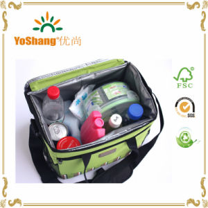 Fashionable Reusable Large Luxury Cooler Bag Insulated Lunch Bag pictures & photos