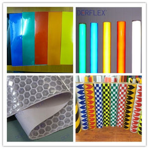 Inkjet Waterproof Anti-UV Self Adhesive Reflective Vinyl Rolls pictures & photos