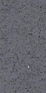 Black Galaxy Artificial Quartz Stone for Countertop pictures & photos
