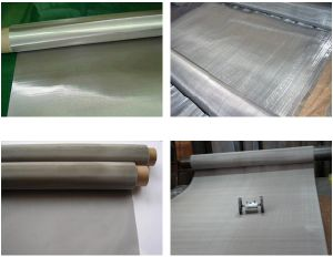 Stainless Steel Wire Netting for Filtering pictures & photos