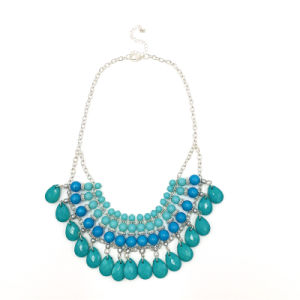 Fashion Acrylic Beads Bib Necklace pictures & photos