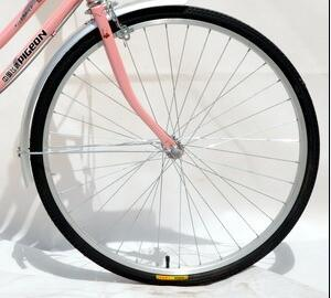 20′′yellow City Bike/Bicycle with Rear Coaster (SH-CB068) pictures & photos