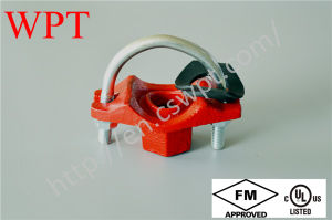 FM UL Approved U-Bolted Mechanical Tee with Low Price