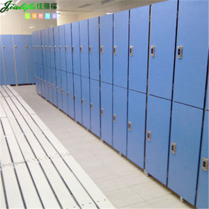 Solid Compact Laminate Panel Wood Locker pictures & photos