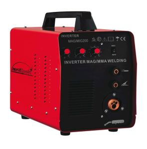 DC Inverter IGBT MMA/ MIG Welding Machine (MAG-160S) pictures & photos