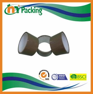 Single Sided Adhesive Brown Packing Tape for Carton Sealing