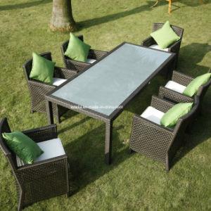 Garden Outdor Patio Rattan Wicker Furniture pictures & photos