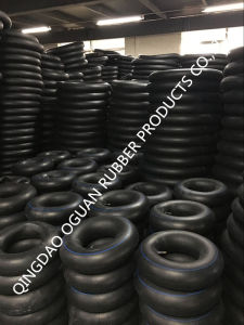 High-Grade Butyl Rubber Inner Tube of Motorcycle Tire pictures & photos