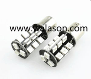 Superbright 27SMD 5050 1156 1157 Car LED Canbus Light, S25 LED Car Light, Auto LED Bulb Canbus Turn Signal Light
