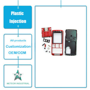 Customized Plastic Injection Moulding Products Cellphone Plastic Shell pictures & photos