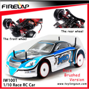1: 10 RC Electric Racing Car with Brushed Motor pictures & photos