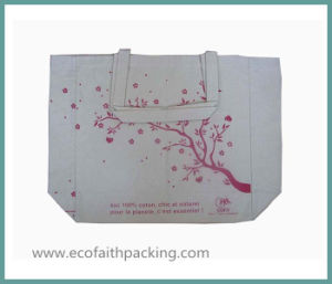 100% Recycle Cotton Tote Bag