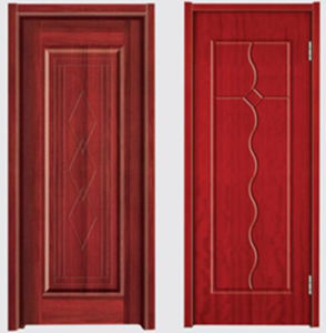 China Made Cheap Price Interior Wooden Doors - China MDF Door ...